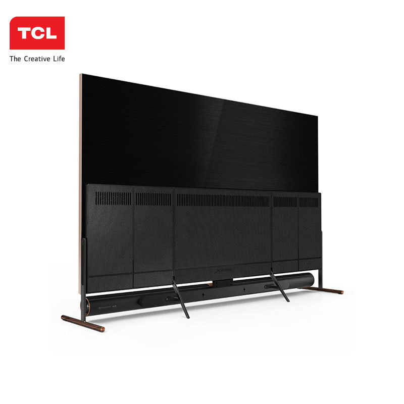 Avad Tcl 85x6us 85 Qled Uhd Smart Led Tv With Harmon