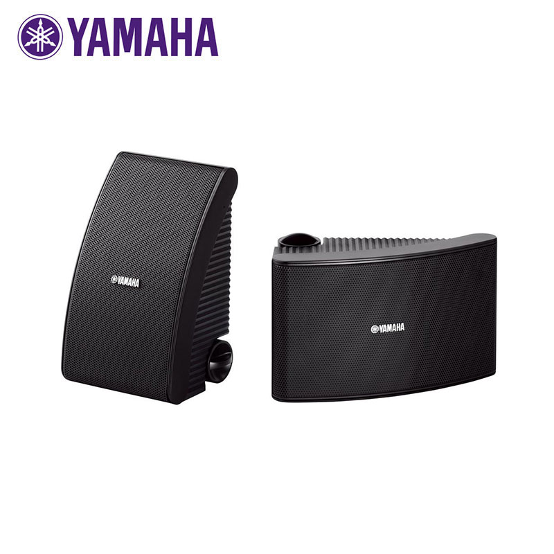 Avad Yamaha Ns Aw592b Outdoor Speakers Black Supplied