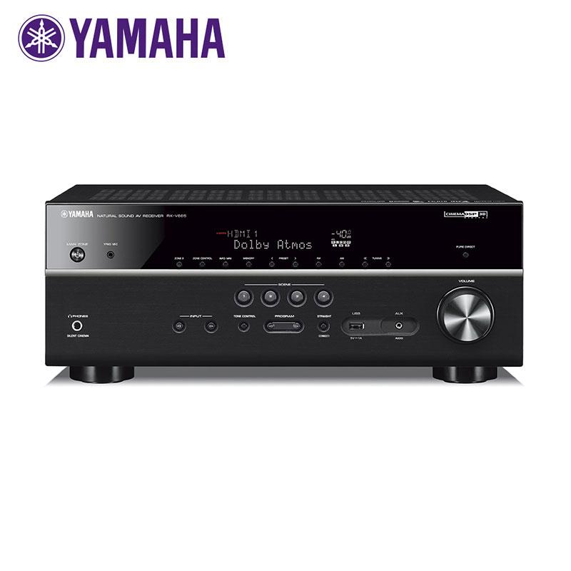 Avad Yamaha Rx V685b 7 2ch Home Theatre Av Receiver