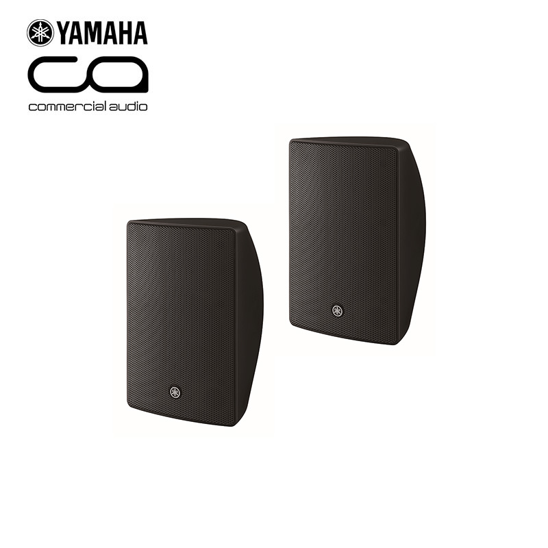 Avad Yamaha Vxs8 8 Quot On Wall Speakers Black Supplied