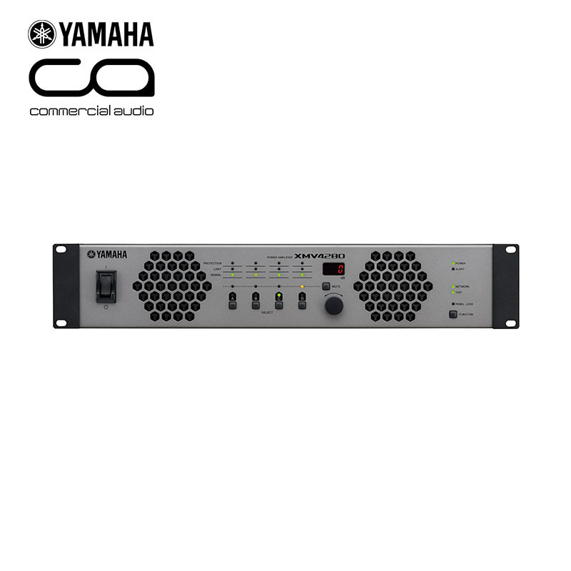 Avad Yamaha Xmv4280 4x280w Power Amplifier