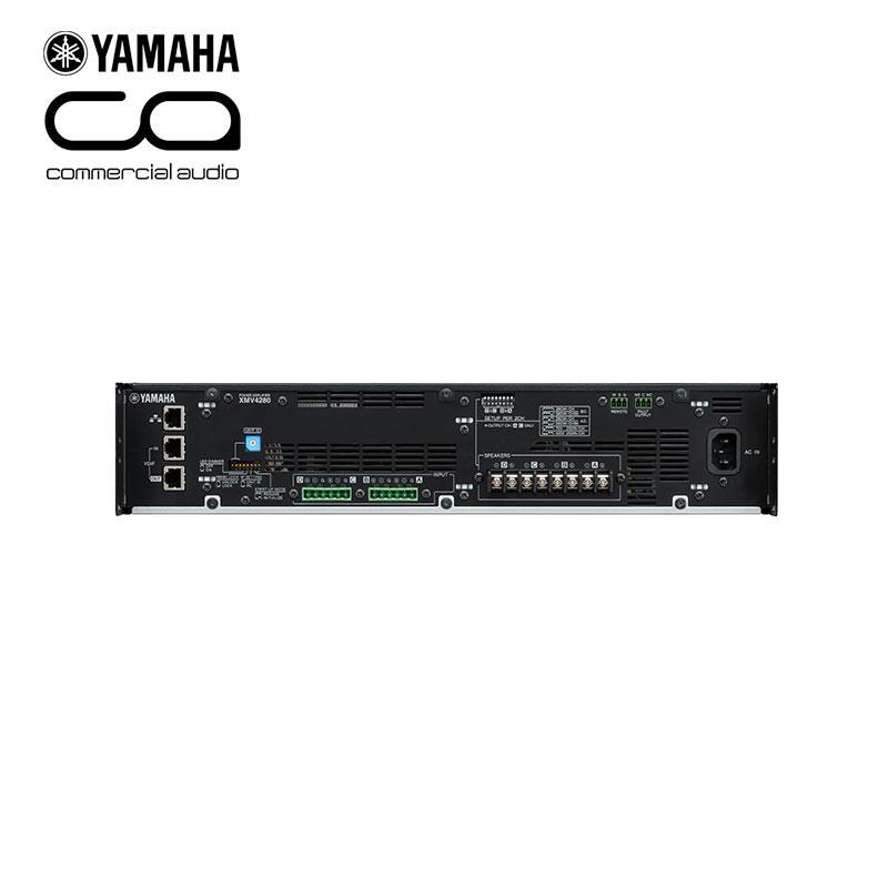 Avad Yamaha Xmv4280 4x280w Power Amplifier