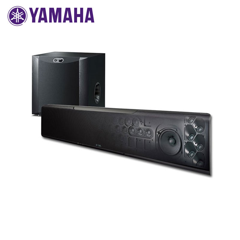 avad yamaha ysp 5600bmk2 7 soundbar with musiccast. Black Bedroom Furniture Sets. Home Design Ideas